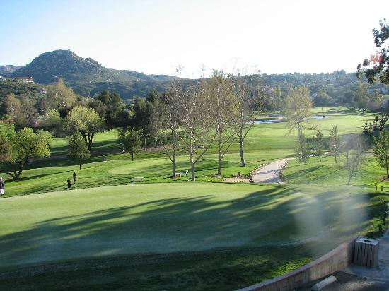San Vicente Golf Resort: Beautiful views in any direction.
