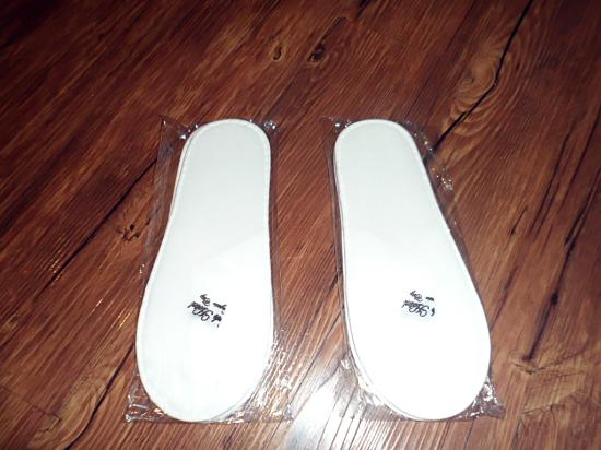 Holiday Park Hotel: Slippers