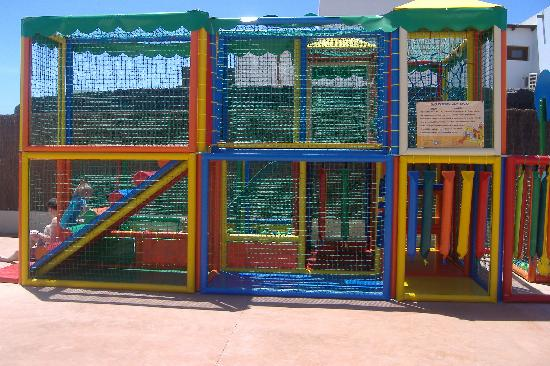 Waterpark kids play area picture of aparthotel paradise for Aparthotel d or jardin de playa