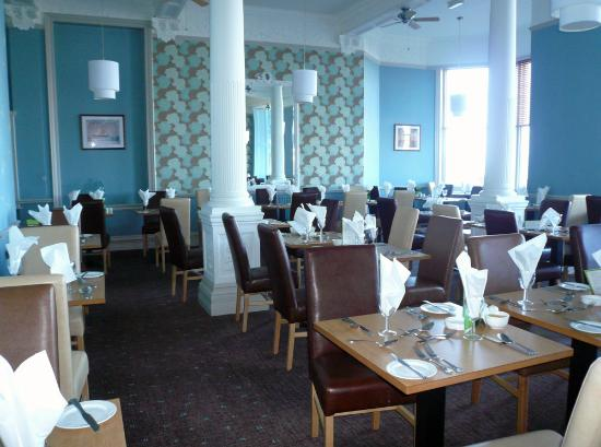 Bay Royal Weymouth Hotel: Dining Room Royal Hotel