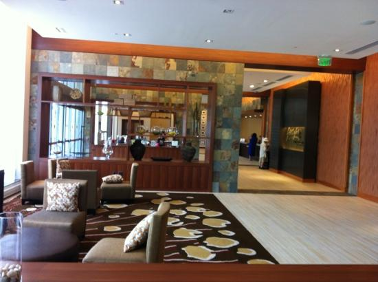 The Mason Inn Conference Center & Hotel: lobby
