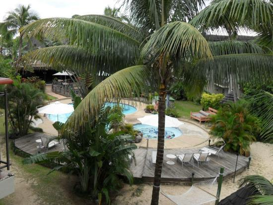 Mercure Nadi: View from our room