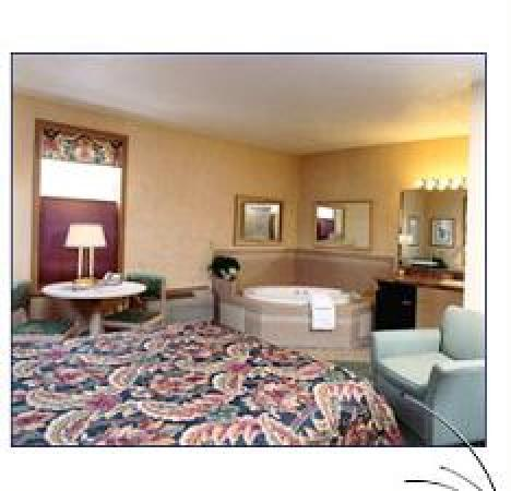 Skaneateles Suites Boutique Hotel: Hotel jacuzzi