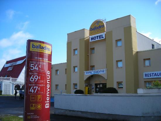 Photo of Hotel Balladins Confort Orleans Saran