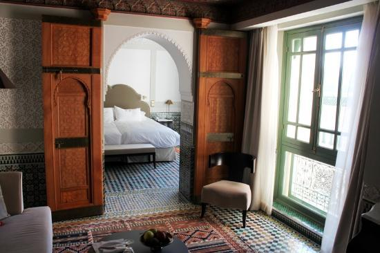 Palais Faraj Suites & Spa: Our room