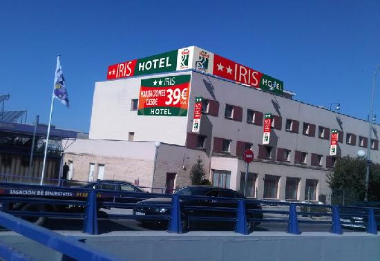 Hotel Iris Guadalajara