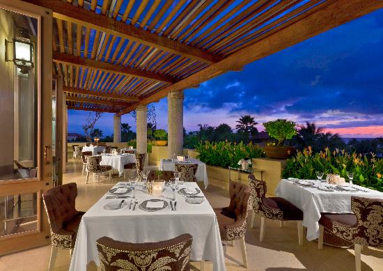 The St. Regis Punta Mita Resort: Carolina Restaurant