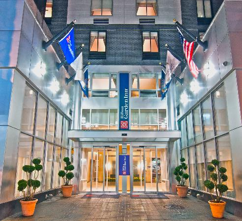 Hilton Garden Inn New York - Chelsea : Hilton Garden Inn New York Chelsea - Contemporary and Chic Hotel in Flower District