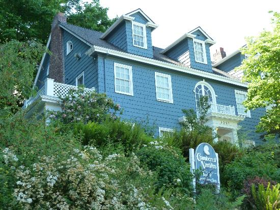 Chambered Nautilus Bed and Breakfast Inn: Chambered Nautilus