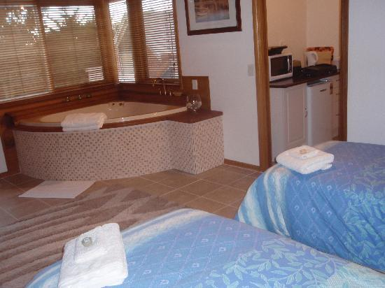 Kil'n Time Bed & Breakfast: Kiln Suite Spa