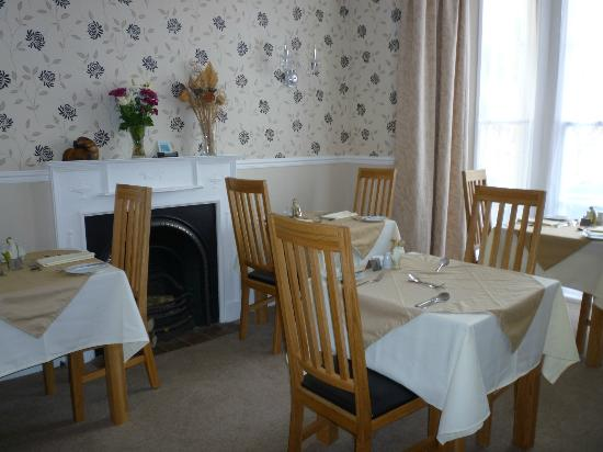 Abingdon Guest House: Dining Room