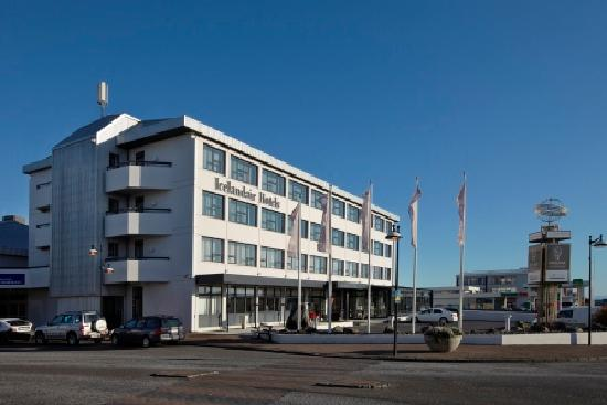 Icelandair Hotel in Keflavik: Exterior view