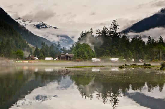 Clayoquot Wilderness Resort: Courtesy of Michael Poliza Photography