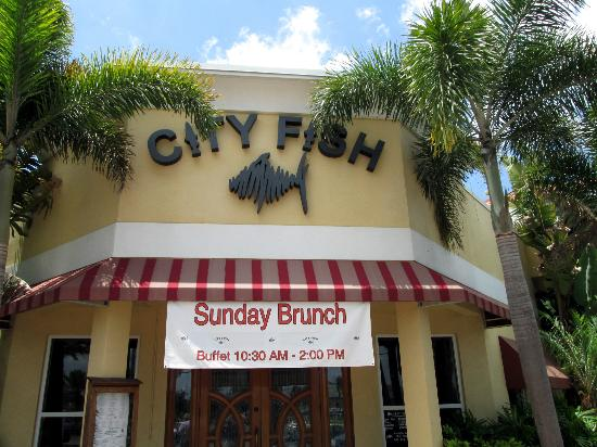 city fish grill on the southside of the highway