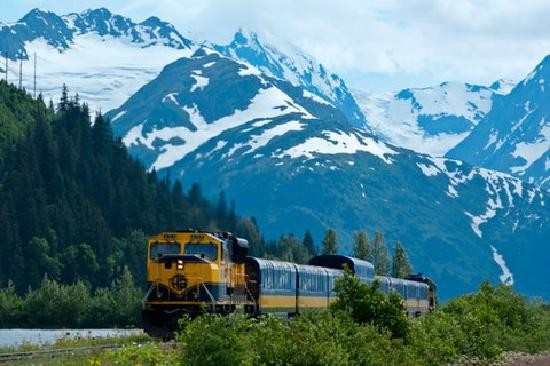 Alaska Railroad - Day Trips
