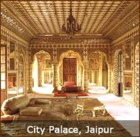 Hotel Nangi&#39;s Pride: City palace