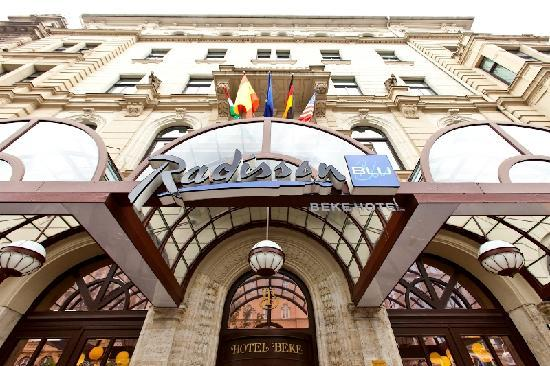 Radisson Blu Beke Hotel, Budapest