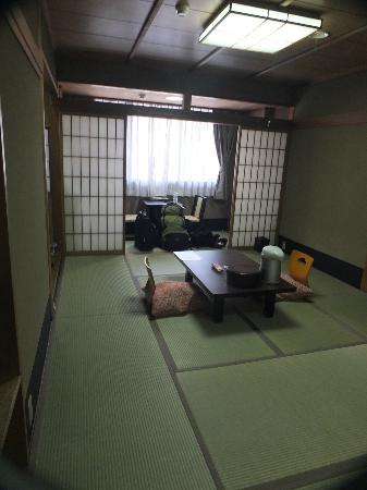 Watazen: our room