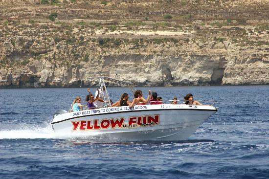 Yellowfun Watersports Day Tours