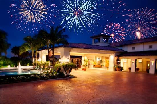 Park Hyatt Aviara Resort: Park Hyatt Aviara's Annual Fourth of July Fireworks
