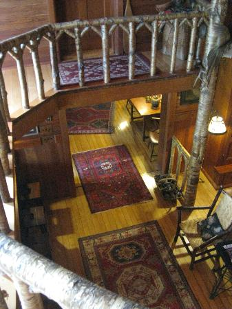 Stagecoach Inn: Another View from Above