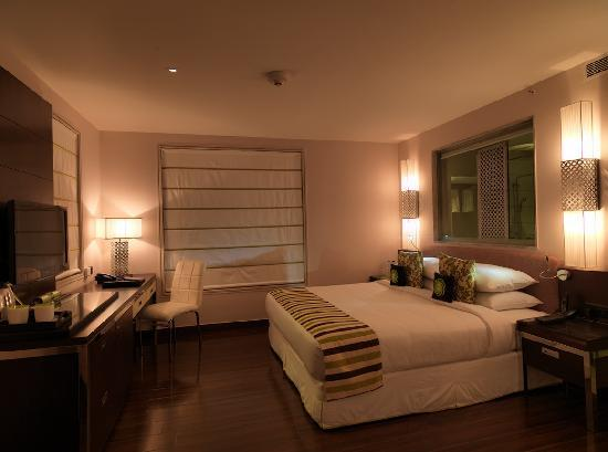 Peppermint West Gurgaon: King Room