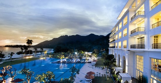 The Danna Langkawi, Malaysia: Hotel Facade