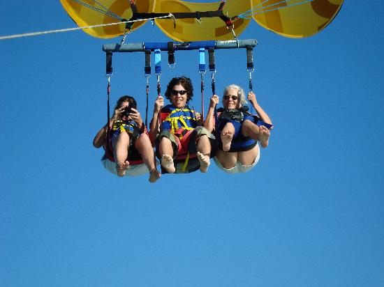 Old Orchard Beach Parasail