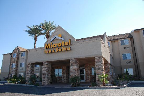 Microtel Inn &amp; Suites by Wyndham Yuma: Exterior