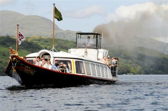 Steam Yacht Gondola