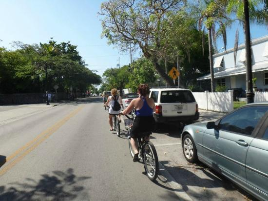 Eaton Bikes Key West Fl Eaton Bikes Riding around Key