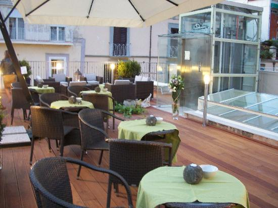 Hotel Sorrento City: Roof Garden