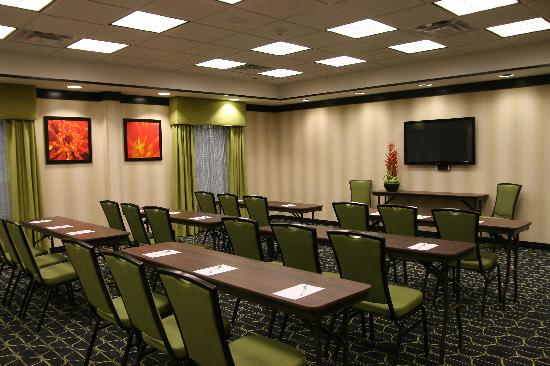 Hampton Inn and Suites Tulsa Hills: Tulsa Hills Meeting Room