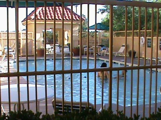 La Quinta Inn Albuquerque I-40 East / San Mateo: Indoor swimming pool