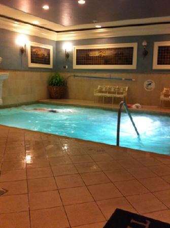 Resistance Pool Picture Of The Ritz Carlton New Orleans New Orleans Tripadvisor