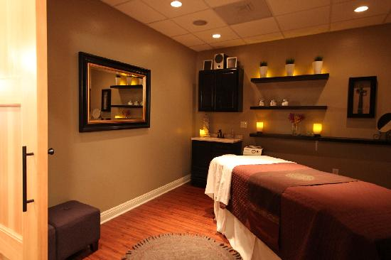 Spa Treatment Room Cabinets