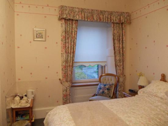 Purgavie Farm: double room