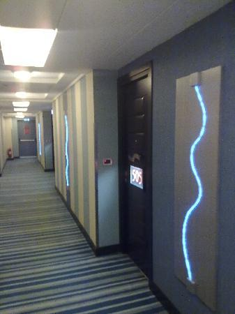 Crowne Plaza Hotel - Athens City Centre: CP Athens - Club Level Corridor
