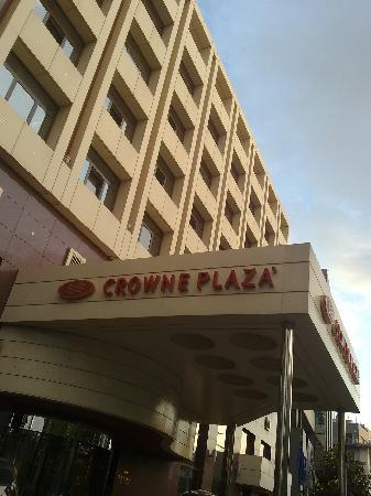 Crowne Plaza Hotel - Athens City Centre: CP Athens - External View