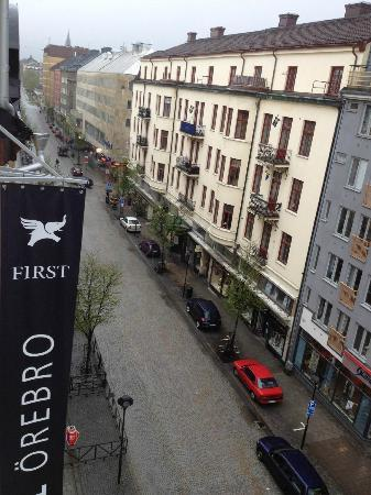 First Hotel Orebro: Mainstreet, Storgatan