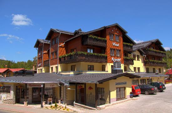 Hotel Krysztal