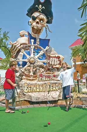 Captain Jack's Pirate Golf