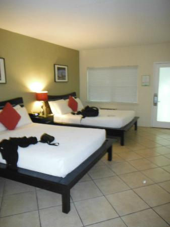 Suites on South Beach Miami: chambre
