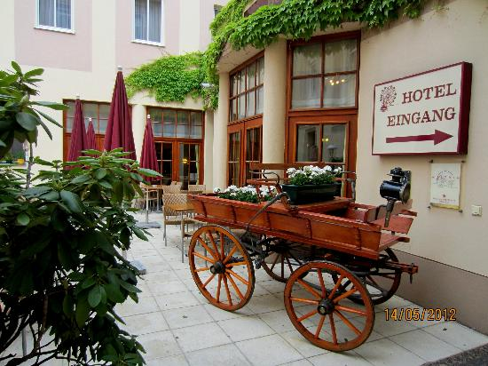 Austria Classic Hotel Wien: Terrace