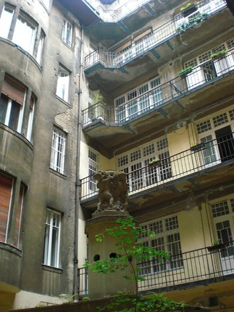 Photo of Ginkgo Hostel Budapest