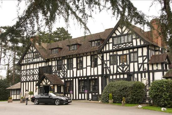 The Edgwarebury Hotel Elstree