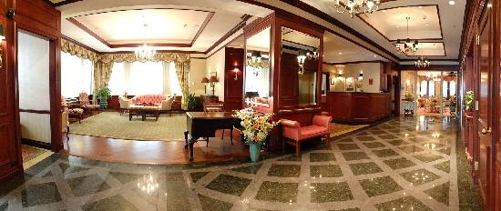 The Wall Street Inn: Wall Street Inn Lobby