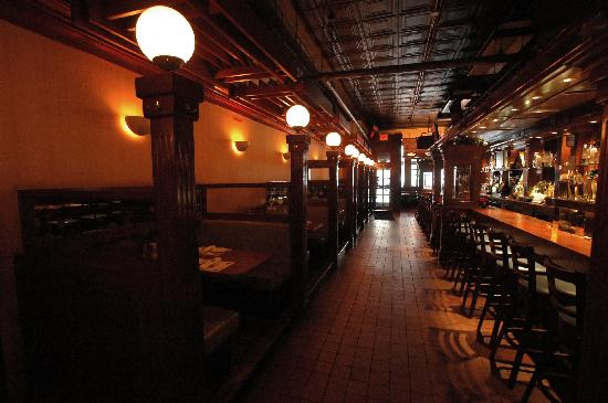 restaurant review reviews mustang sally york city
