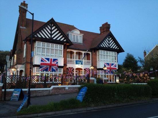 Blyth Hotel: Jubilee week at The Blyth