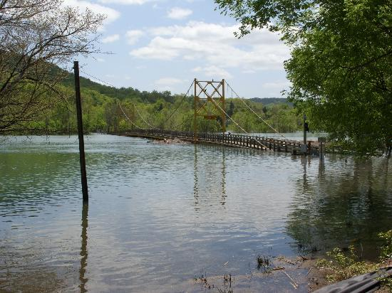 Beaver, AR: Flood of 2008